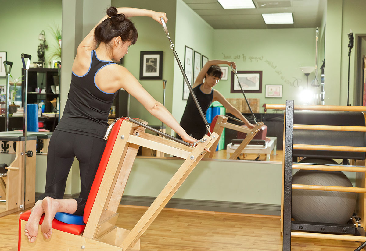 pilates training tustin ca